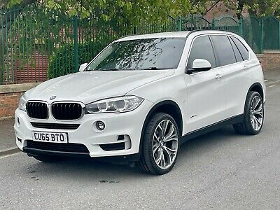 £16495 • Buy 2015 Bmw X5 30d X-drive In White, Later Shape, Swap Or Px Car Or Van