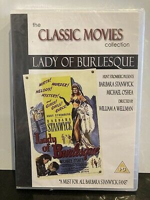 £1.20 • Buy Lady Of Burlesque (DVD, 2003) New And Sealed