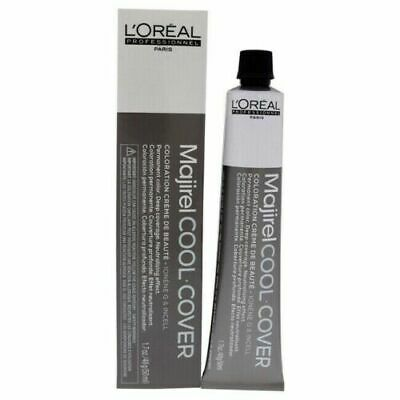$12.95 • Buy New Pkg Loreal' MAJIREL COOL COVER Permanent Hair Color With Ionene ~1.7 Fl. Oz.