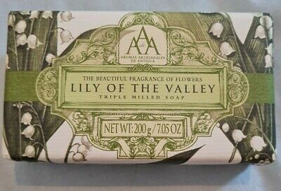 £7.29 • Buy AAA Nourishing Triple Milled Lily Of The Valley Soap Bar 200g