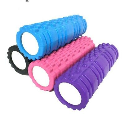 AU33.98 • Buy Yoga Pilates Fitness Exercise Muscle Massage Therapy Foam Roller Body Roller