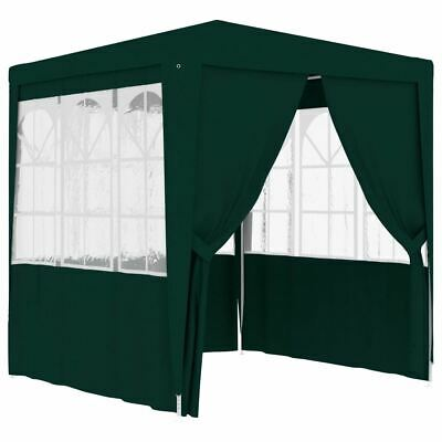 AU88.95 • Buy Gazebo With Walls 2.5x2.5m UV Resistant Outdoor Shelter Professional Party Tent
