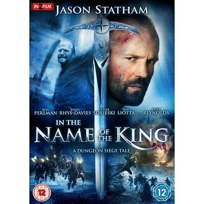 £3.79 • Buy In The Name Of The King (DVD, 2008) Jason Statham NEW SEALED PAL Region 2