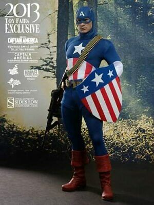 $ CDN1037.93 • Buy  Captain America: The First Avenger  1/6 Scale Figure (Army Mascot ...