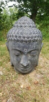 £79 • Buy Buddha Head Water Feature Cast Stone