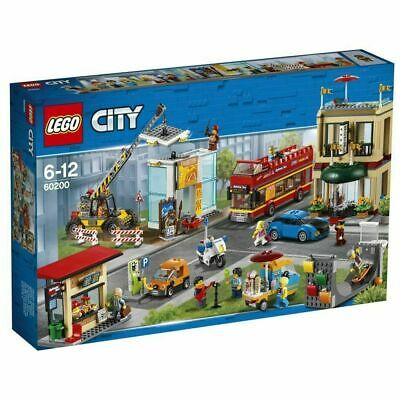 £179.80 • Buy 60200 CAPITAL CITY Lego NEW Town SEALED Legos Set DOUBLE DECKER BUS Museum HOTEL