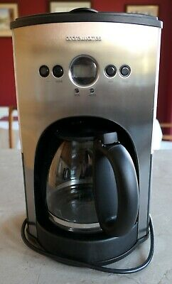 £29.99 • Buy Andrew James Filter Coffee Maker Keep Warm Delay Start Time LED Display 15 Cup