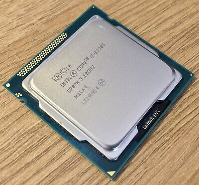 £75 • Buy *WITH WARRANTY* INTEL I7-3770S 1155 4 CORES 8 THREADS 3.1 - 3.9GHz CPU PROCESSOR