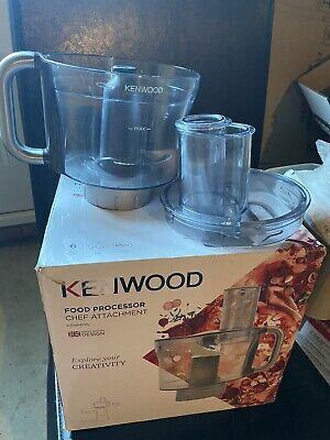 £45 • Buy Kenwood Chef Food Processor Attachment KAH647PL No Discs Included