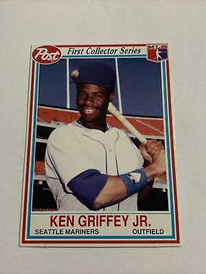 $3 • Buy 1990 Post Cereal - Ken Griffey Jr. - #23 First Collector Series