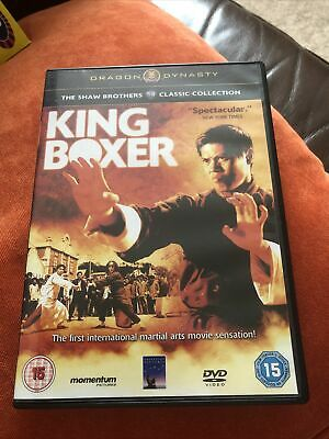 £15 • Buy King Boxer DVD Region 1 Shaw Brothers