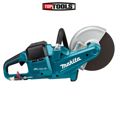 £433.90 • Buy Makita DCE090ZX1 Twin 18V LXT Cordless Brushless Cut Off Saw Body Only