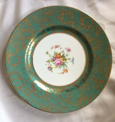 £30 • Buy Stunning Large 27cm Minton Brocade Pattern Cabinet Plate,perfect,1954