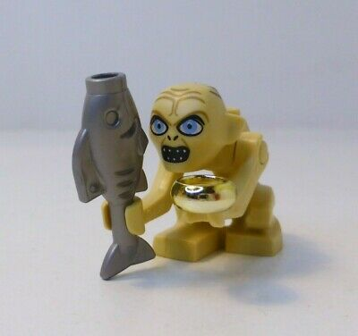£11.99 • Buy Lego Figure - The Lord Of The Rings - Gollum Wide Eyes - Lor005 - From Set 9470