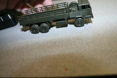 $9 • Buy Ho Scale 6X6 Truck 1/87 Military Work Train Civilian Paint Construction Army