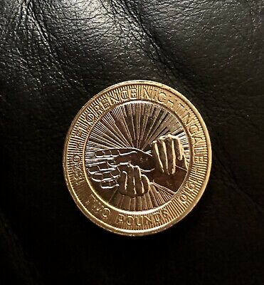£3.99 • Buy £2 'Florence Nightingale' 2010 Two Pound Coin Hunt - Circulated In VGC