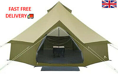 £164.99 • Buy Ozark Trail 8-Person Yurt Waterproof Camping, Tent, Fast FREE Delivery ✅🚚✅