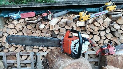 £75 • Buy Partner 1614 Vintage Chainsaw Non Working. SPARE PARTS ONLY