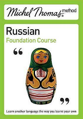 £24 • Buy Michel Thomas Method Russian Foundation Course (7 CD Discs As Disc 1 Missing)