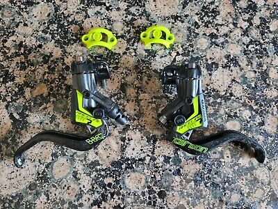 $250 • Buy Magura MT7 Master Cylinders, Carbon Levers, Shiftmix Adapters, Ti Hardware