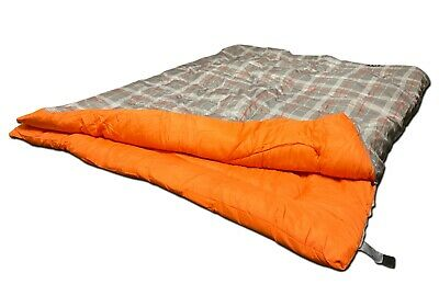 £45 • Buy OLPRO Hush Patterned Double Sleeping Bag - 300gsm Fill