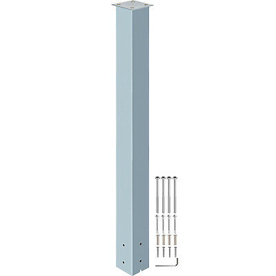 $44.99 • Buy VEVOR Mailbox Post Stand Mail Box Post 43  Granite Powder-Coated Steel Outdoor