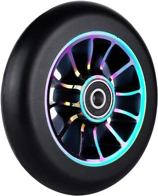 £16.72 • Buy 110mm Alloy Series Pro Stunt Scooter Wheel W/ ABEC 9 Bearings Fit For MGP/Razor