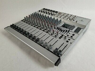 £53.94 • Buy Behringer Eurorack MX1804X 18-Channel 4-Bus Mixing Console Ultra-Low Noise