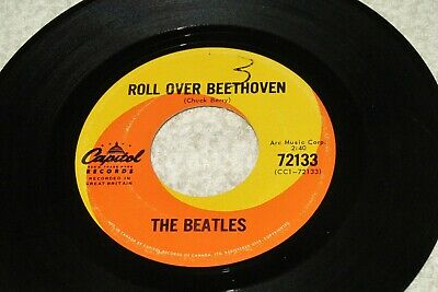 £9.37 • Buy Beatles - Roll Over Beethoven - Capitol 72133 - CANADA Pressing - LISTEN