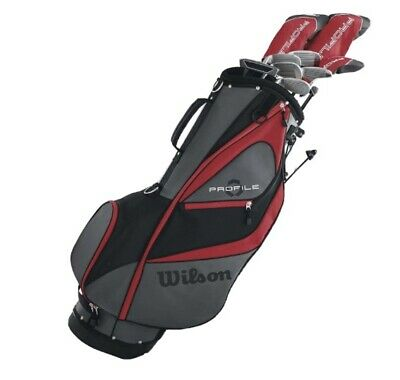 AU614.75 • Buy Wilson Profile XD Mens Complete Right Hand Steel Shafted Golf Package Set