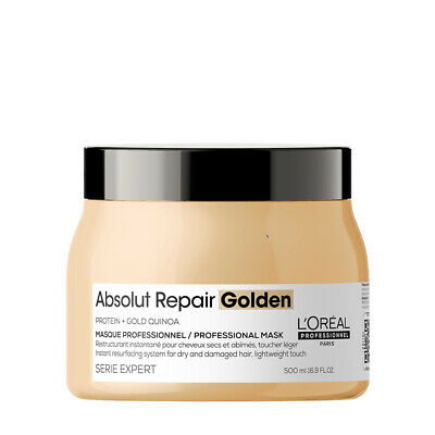 £16.99 • Buy L'Oreal Professionnel Absolut Repair Light Weight Golden Masque 250ml
