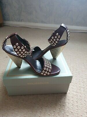 £60 • Buy Stunning Ash Shoes With Studds, Size UK3 Or EUR36- VGC, RRP £135