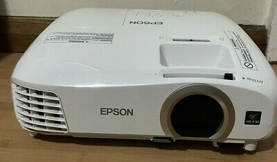 £280 • Buy Epson EH-TW5300 - Home Projector - 3LCD - 3D Ready - 35000:1 - Full HD 1080P