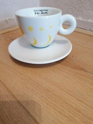 £17.01 • Buy Illy  Kiki Smith Cappuccino BAR Tasse Cup IPA ITALY SUMMERSALE