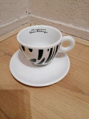 £21.26 • Buy Illy Tobias Rehberger  Bar Tasse Cup Cappuccino SUMMERSALE