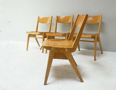 AU158.83 • Buy 1950's Mid Century Dining Chairs By Casala / 7 Available