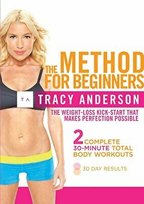 £1.98 • Buy Tracy Anderson: The Method For Beginners (DVD) (2013)