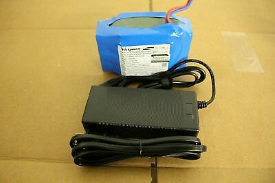 $ CDN54.12 • Buy 36V 4.4AH Lithium-Ion Battery And Charger For Smart Self-balancing Boards