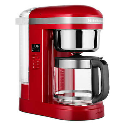 View Details KitchenAid 12 Cup Drip Coffee Maker Empire Red • 123.50£