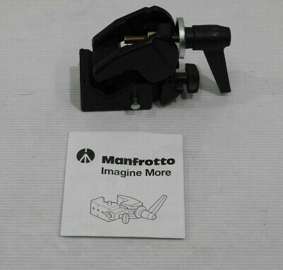 AU50.99 • Buy Manfrotto - Head
