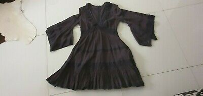 AU58 • Buy Tigerlily  Charcoal Dress - Size 10     Worn Once     Stunning