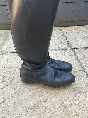 £37 • Buy WW2 German Wehrmacht Leather Officer Jack Boots Cavalry Size 9