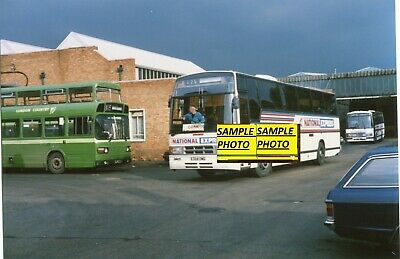 £0.70 • Buy London Country Colour Bus Photograph-E324 OMG National Express Route 175