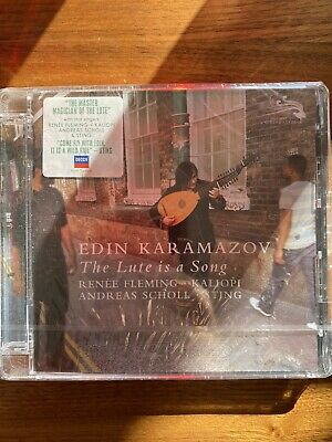 £0.99 • Buy The Lute Is A Song By Edin Karamazov, Renée Fleming | CD | NEW & SEALED