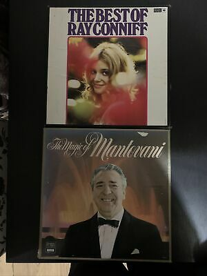 £4.99 • Buy The Best Of Ray Conniff And The Magic Of Mantovani