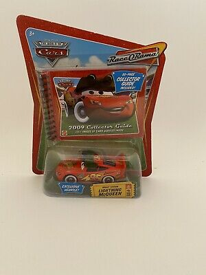 £13.78 • Buy Disney CARS Night Vision LIGHTING MCQUEEN #109 Collectors Guide 2009 Exclusive