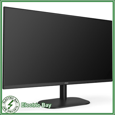 AU235 • Buy AOC 24B2XDA 24  FHD LED LCD Business Monitor With Built-in Speakers 75Hz NEW