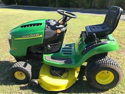 AU1234 • Buy Wanted Ride On Mower With Blown Engine
