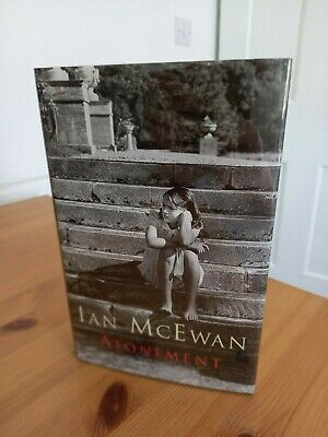 £150 • Buy Atonement By Ian McEwan (Hardcover, 2001). Signed. First Print. Lovely Copy.
