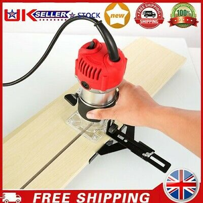 £18.99 • Buy Pro-Heavy Duty Electric Plunge Router Palm Hand Trimmer Wood Laminator 800W/220V